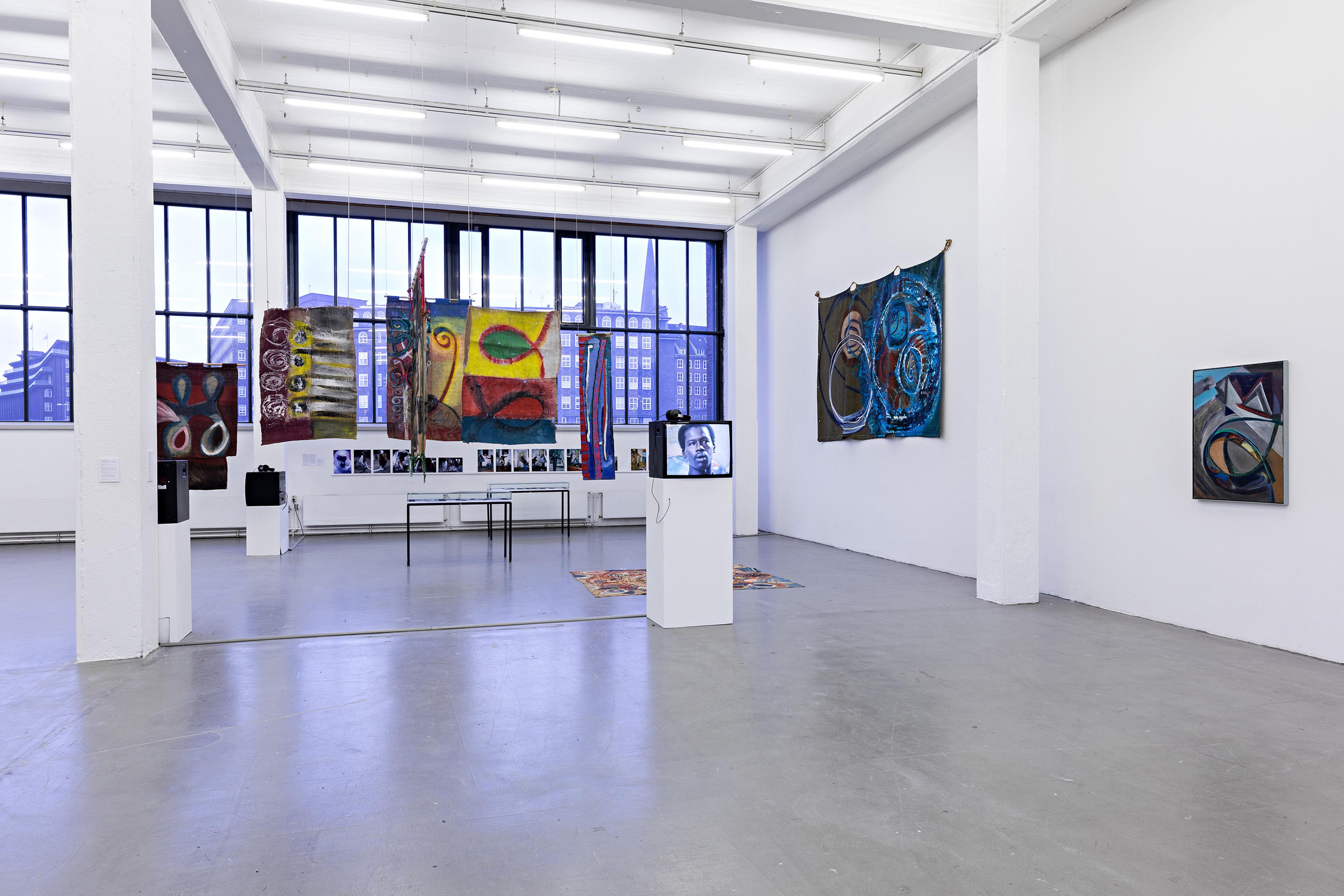 Galerie Barbara Thumm \ El Hadji Sy – Kunstverein Hamburg