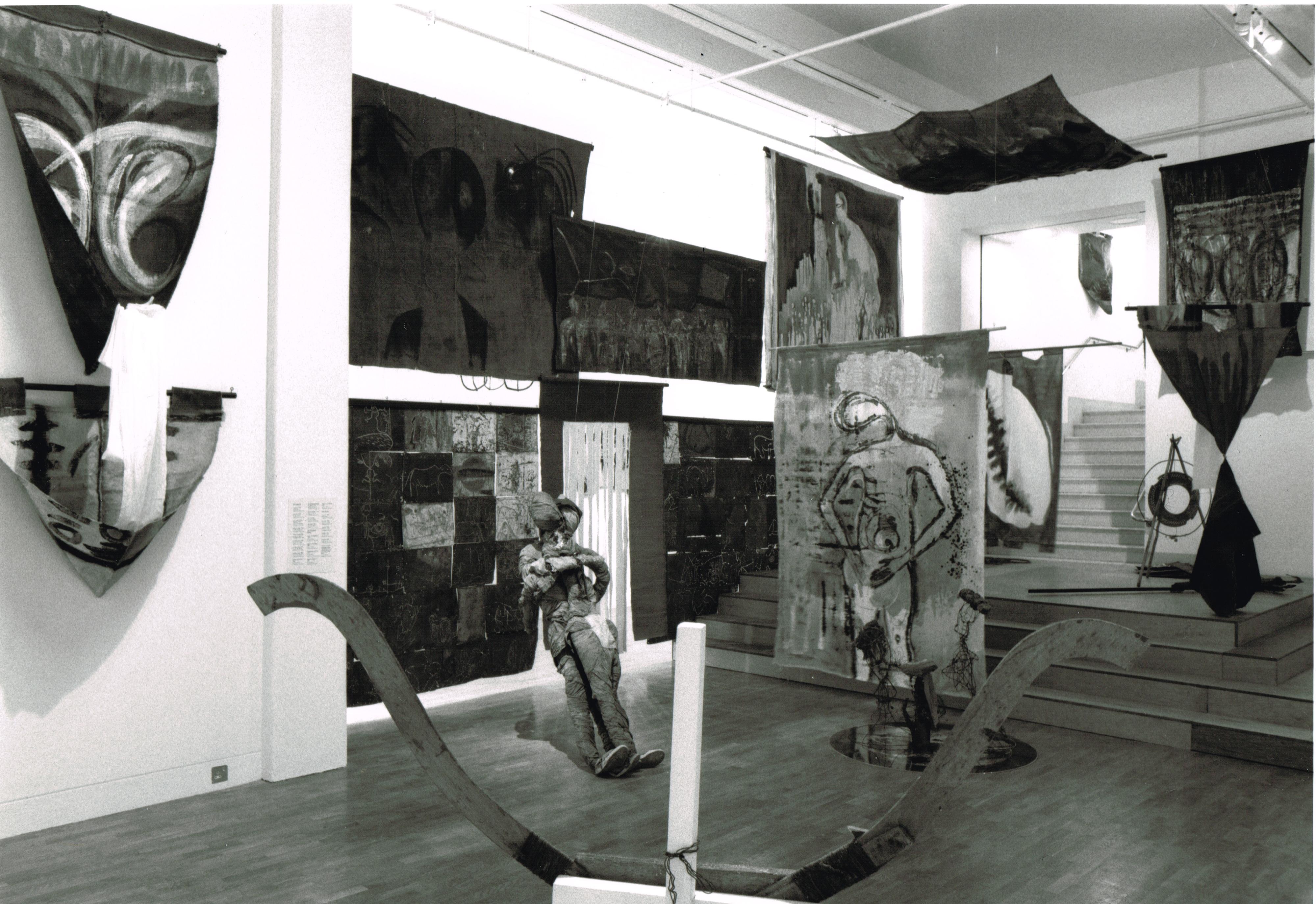 Galerie Barbara Thumm \ El Hadji Sy