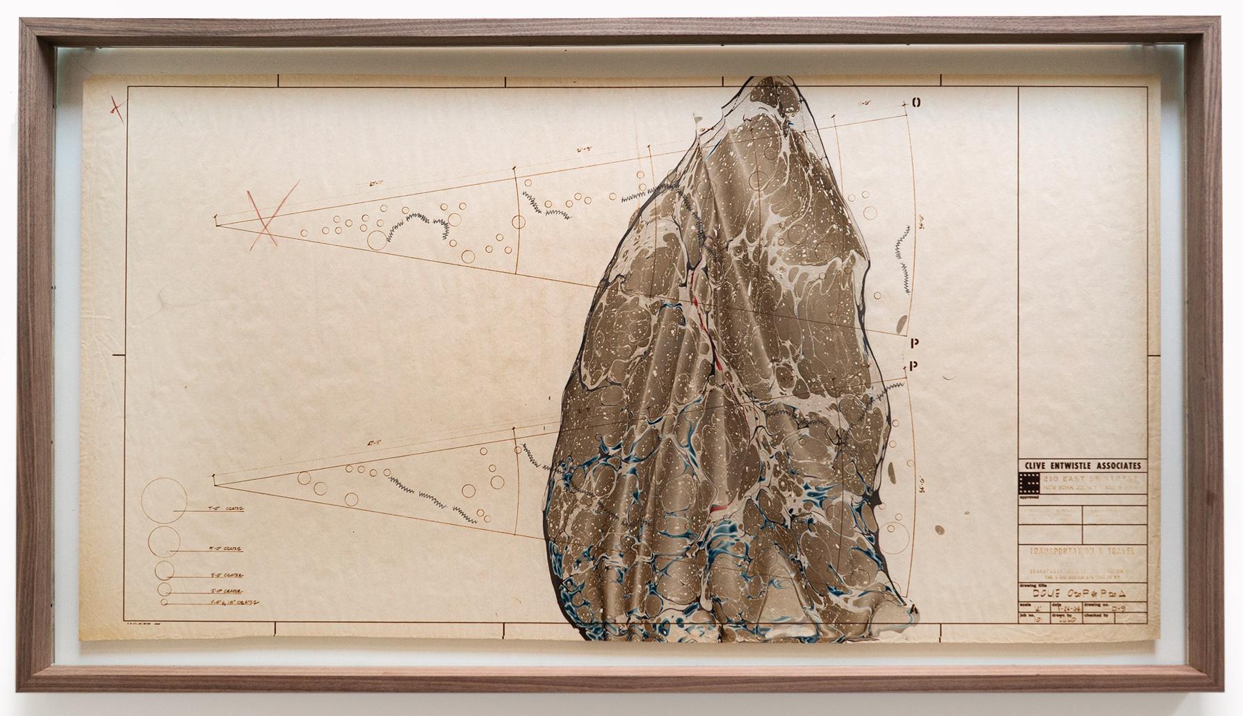 Galerie Barbara Thumm \ Sarah Entwistle: Harvest Moon 1963 #5 (SEn-18-0001) \ Harvest Moon 1963 #5 (2021)