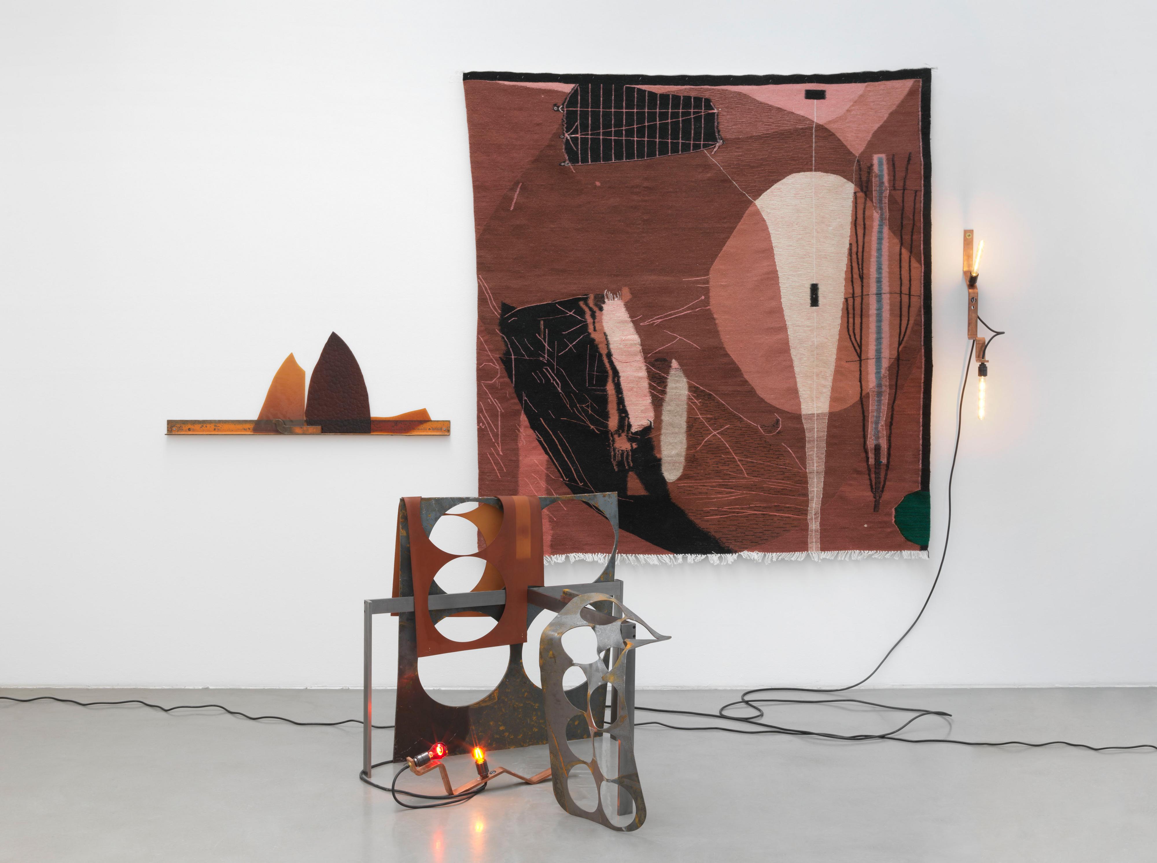 Galerie Barbara Thumm \ Sarah Entwistle: Many small carrots and frail sticks. (SEn-21-010) \ Many small carrots and frail sticks. (2021)