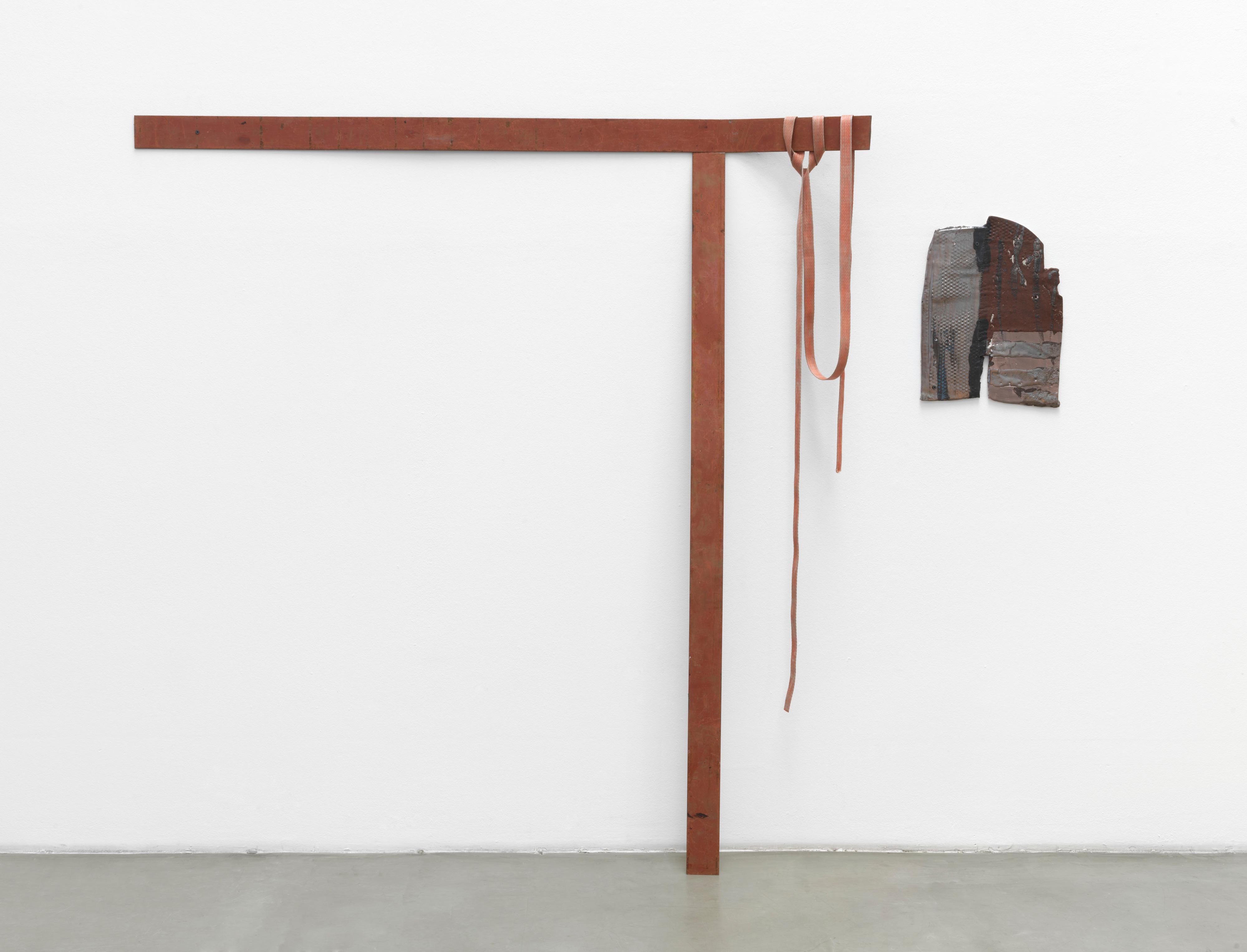 Galerie Barbara Thumm \ Sarah Entwistle: People say we look well-assorted, seem to belong, we make a `striking couple´, etc…. (SEn-21-006) \ People say we look well-assorted, seem to belong, we make a `striking couple´, etc…. (2021)
