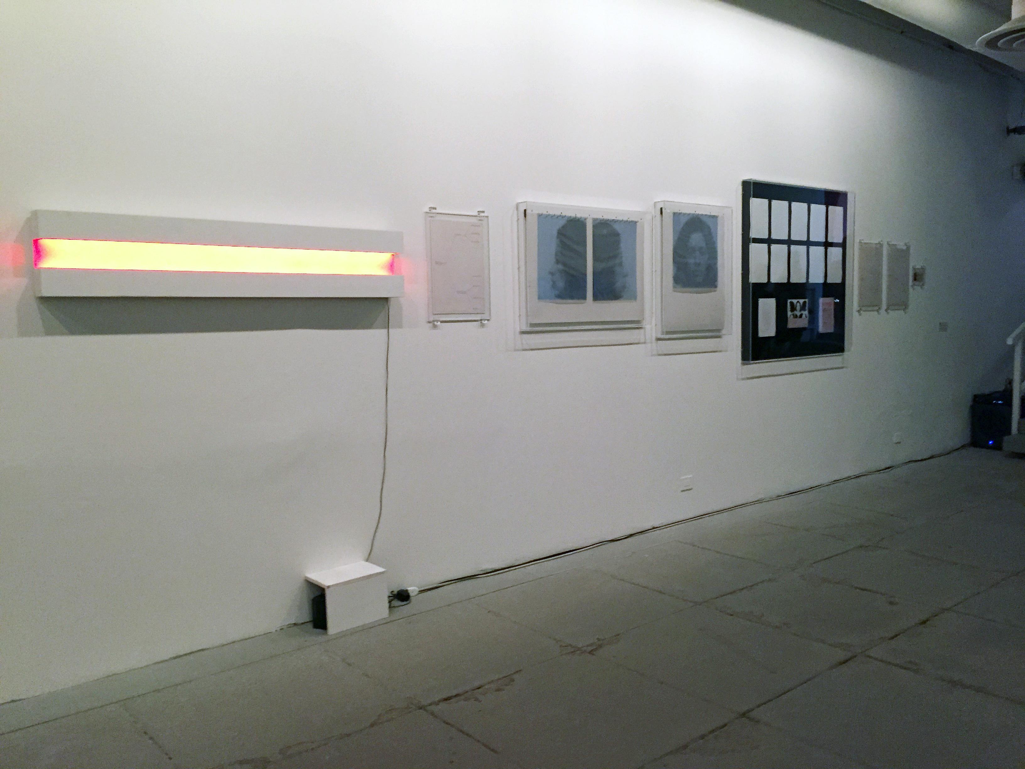 Galerie Barbara Thumm \ Teresa Burga – 56th Venice Bienniale