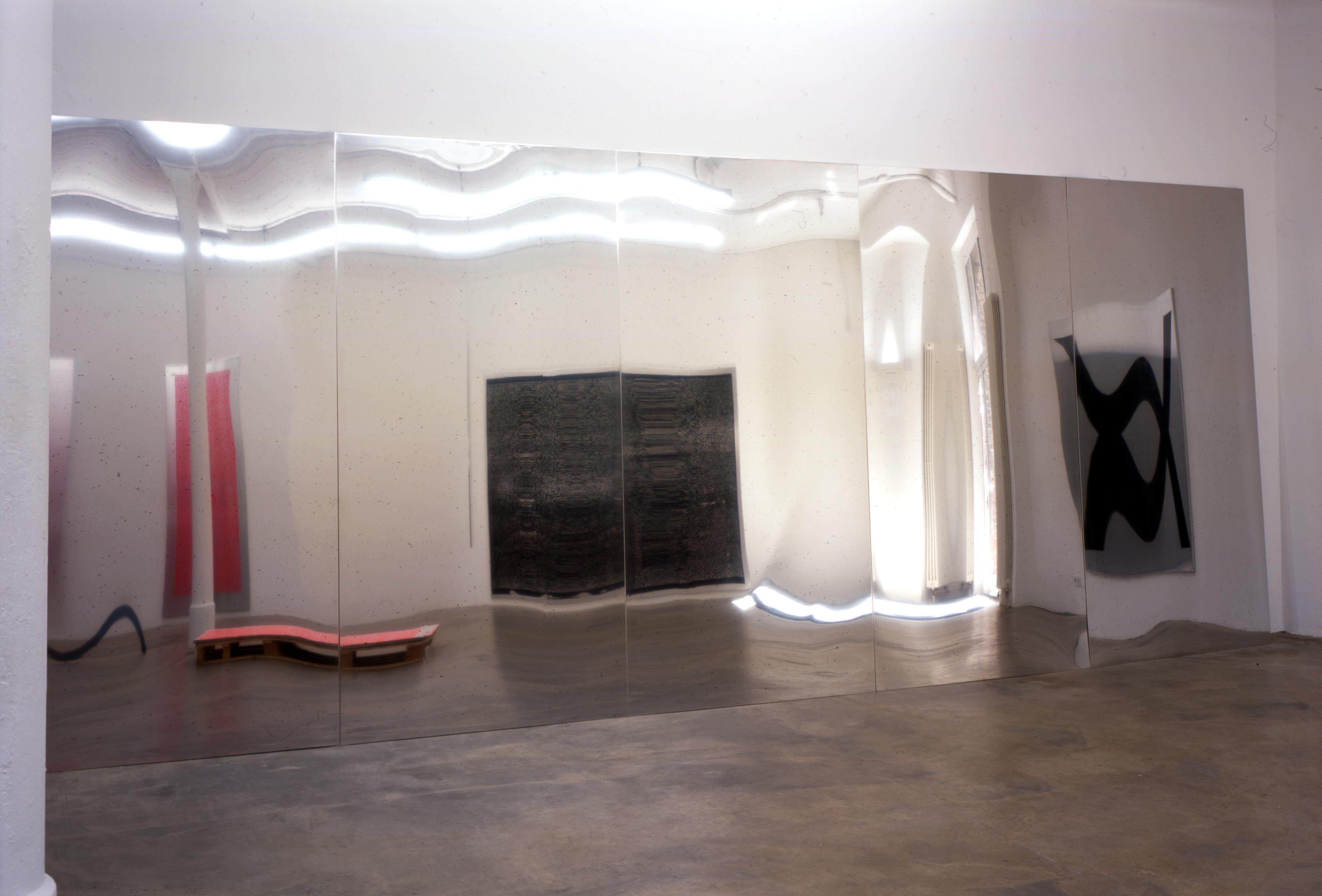 Galerie Barbara Thumm \ Fiona Banner aka The Vanity Press – Arsewoman in Wonderland