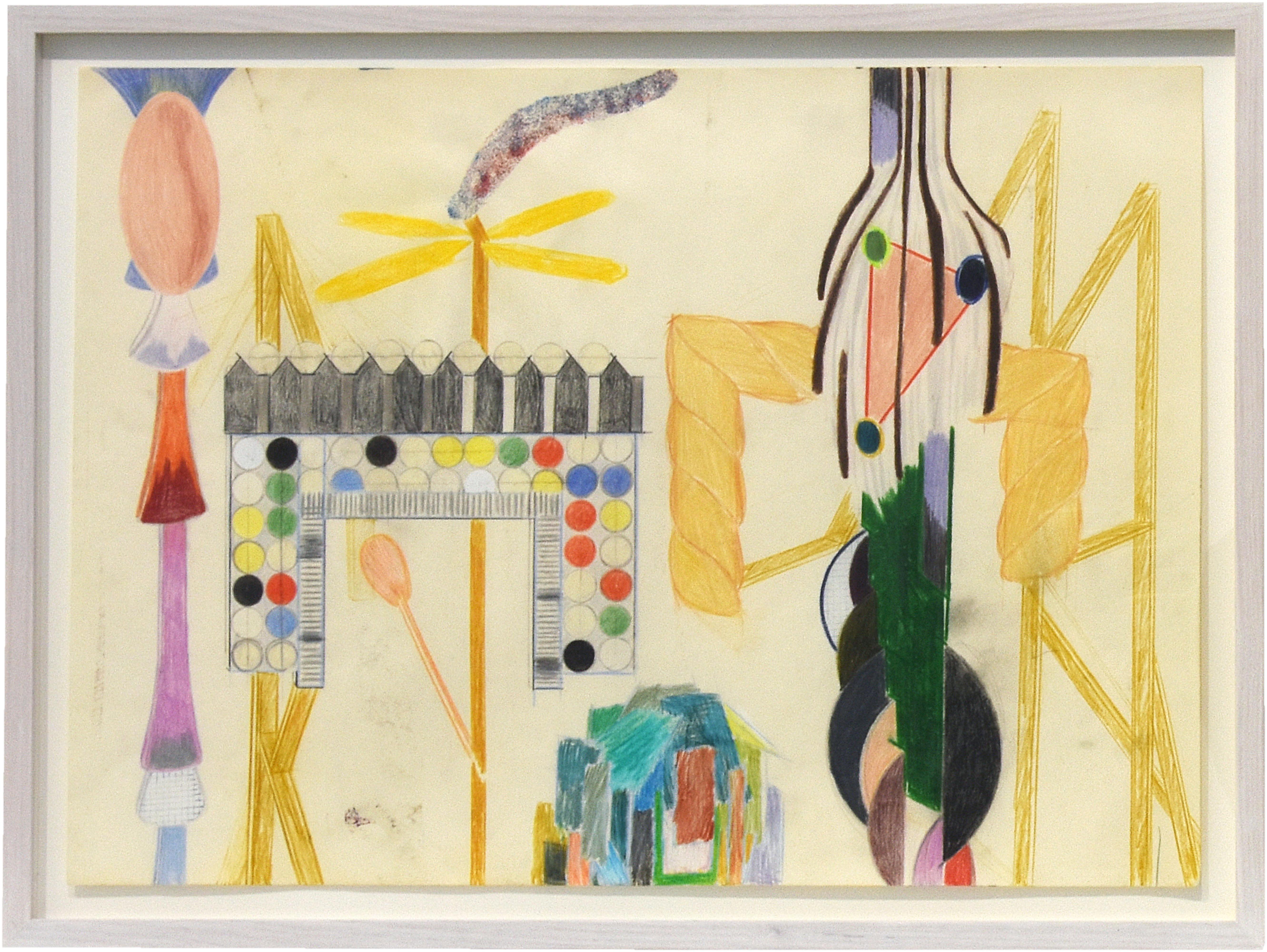 Galerie Barbara Thumm \ Anne K.E.: Untitled (AK.-11-031) \ Untitled (2011)