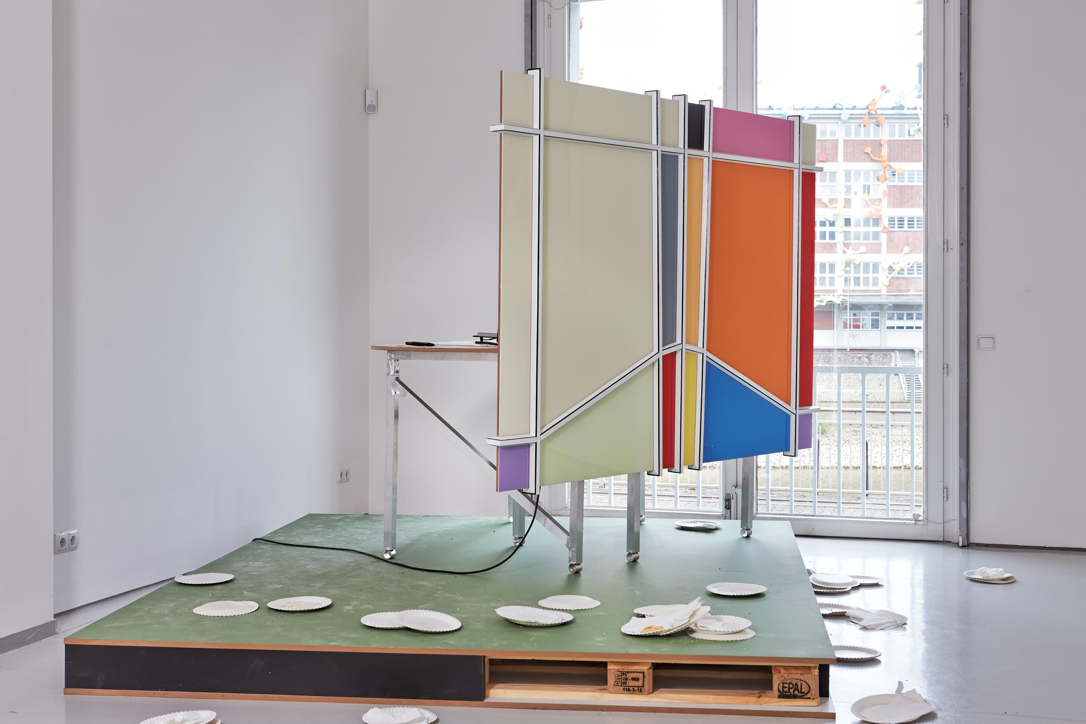 Galerie Barbara Thumm \ Anna K.E. – Backdoor Fantasies