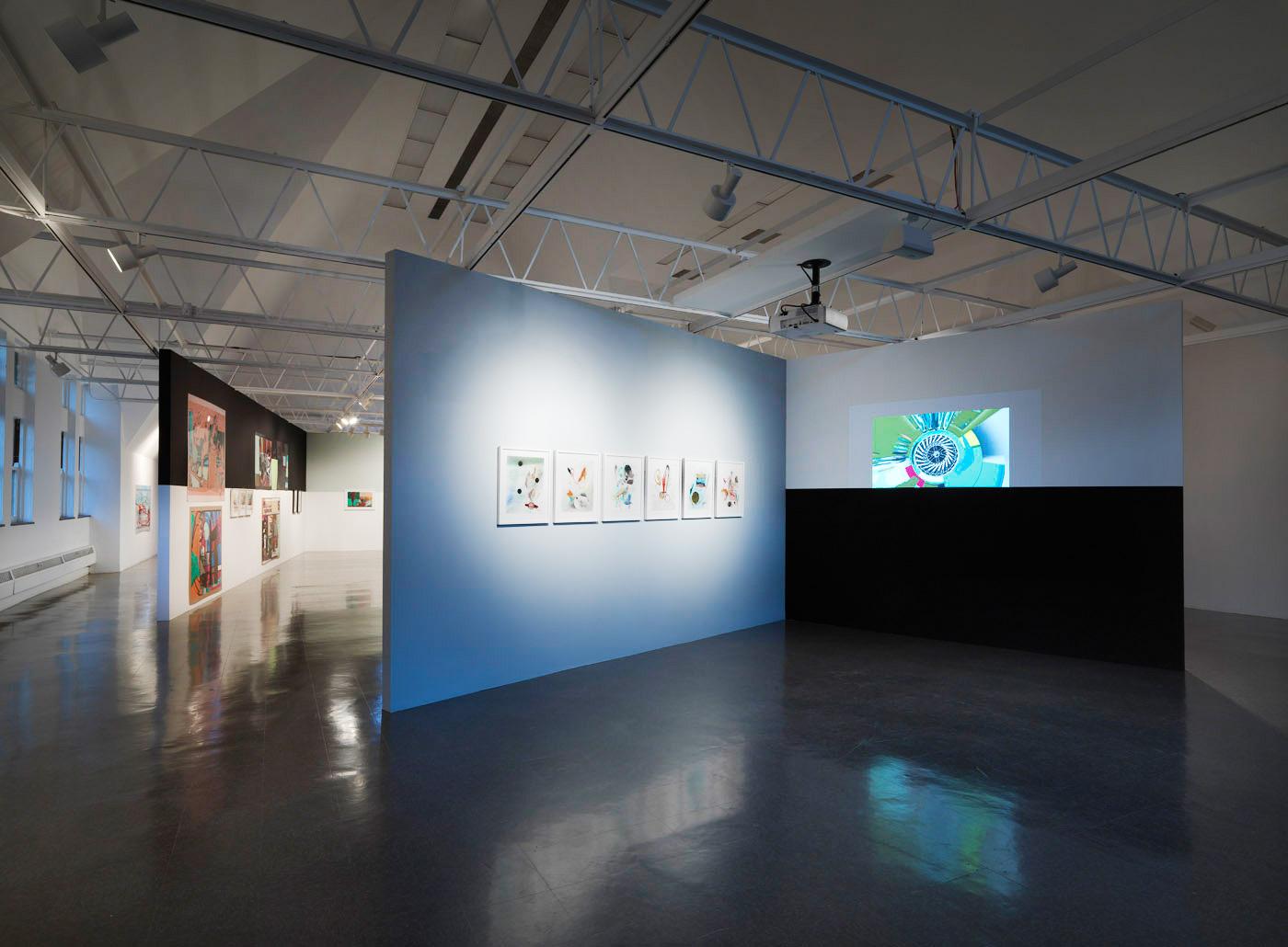 Galerie Barbara Thumm \ Anne-Mie Van Kerckhoven – In a Saturnian World