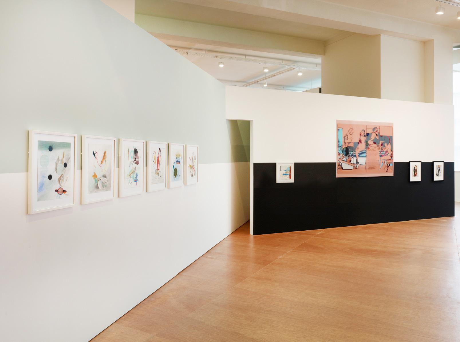 Galerie Barbara Thumm \ Anne-Mie Van Kerckhoven – Mistress of the Horizon