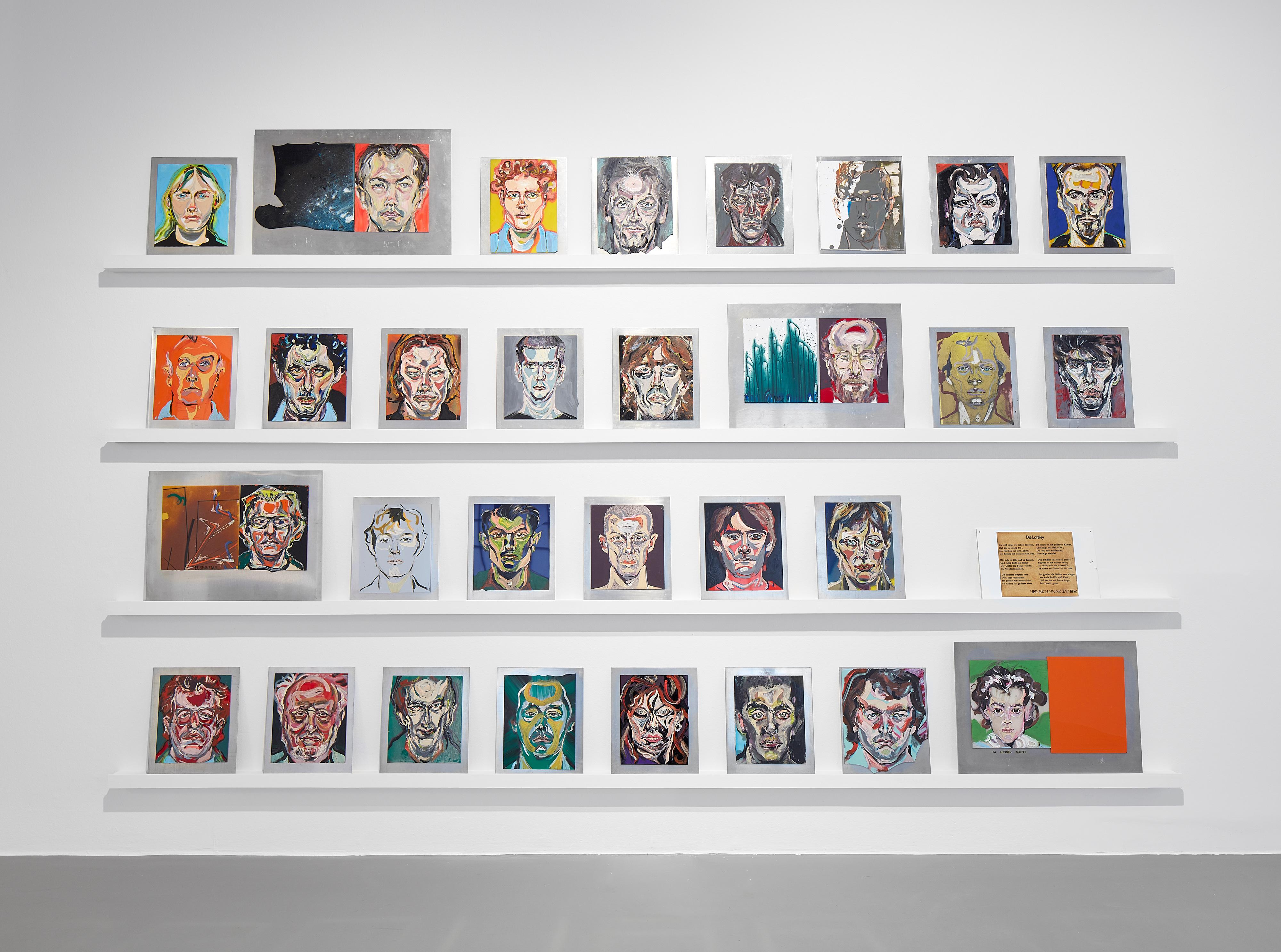 Galerie Barbara Thumm \ Anne-Mie Van Kerckhoven – AMVK
