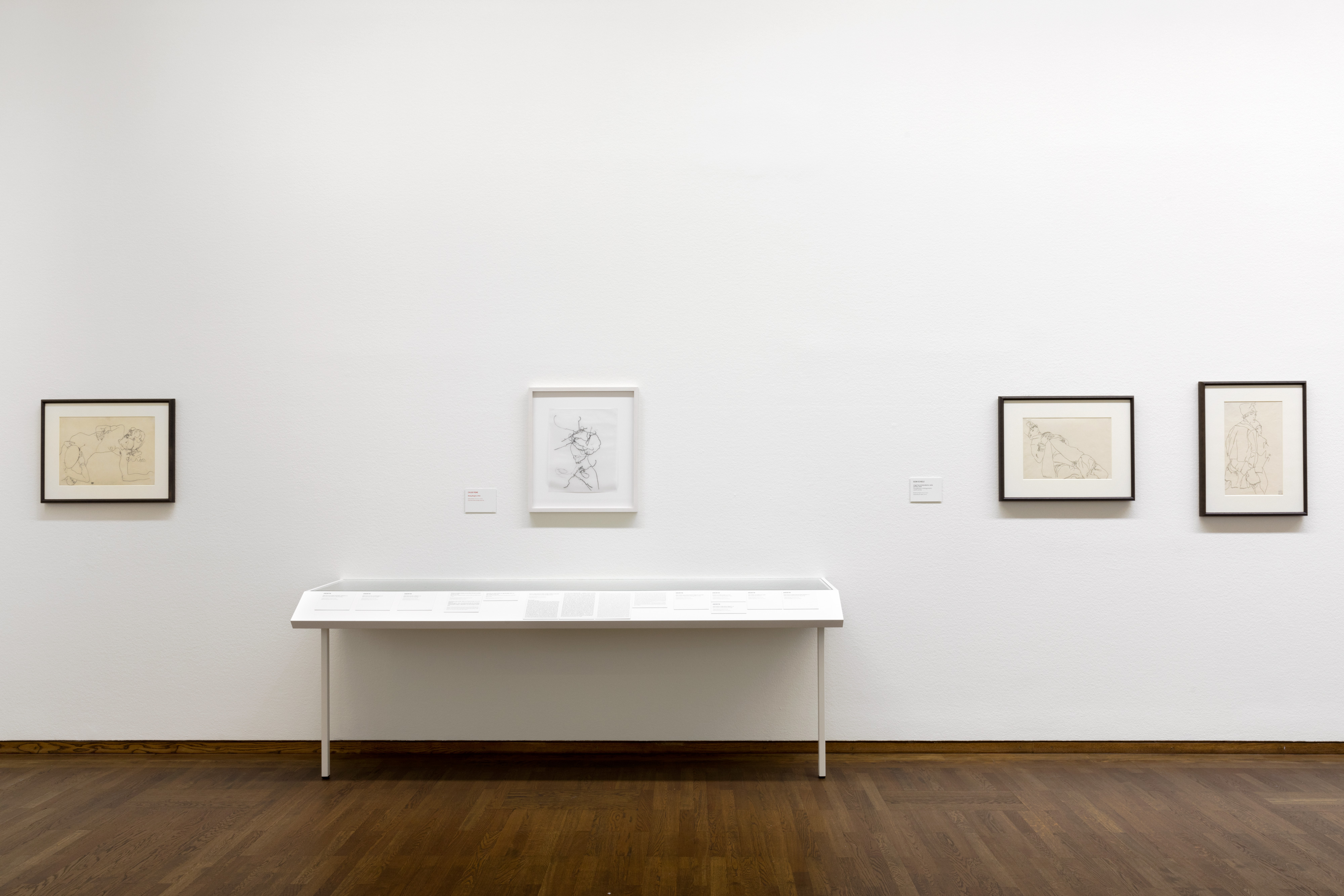 Galerie Barbara Thumm \ Chloe Piene – SCHIELE RELOADED AT THE LEOPOLD MUSEUM: NEW IMPETUS FOR JUBILEE SHOW