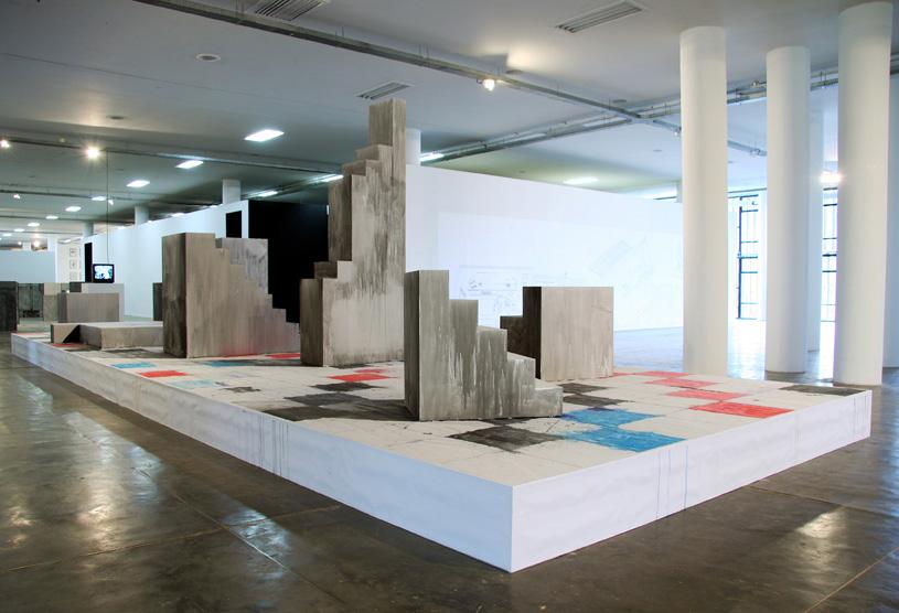 Galerie Barbara Thumm \ Diango Hernández – Como viver junto – Bienal de São Paulo / Parque Ibirapuera