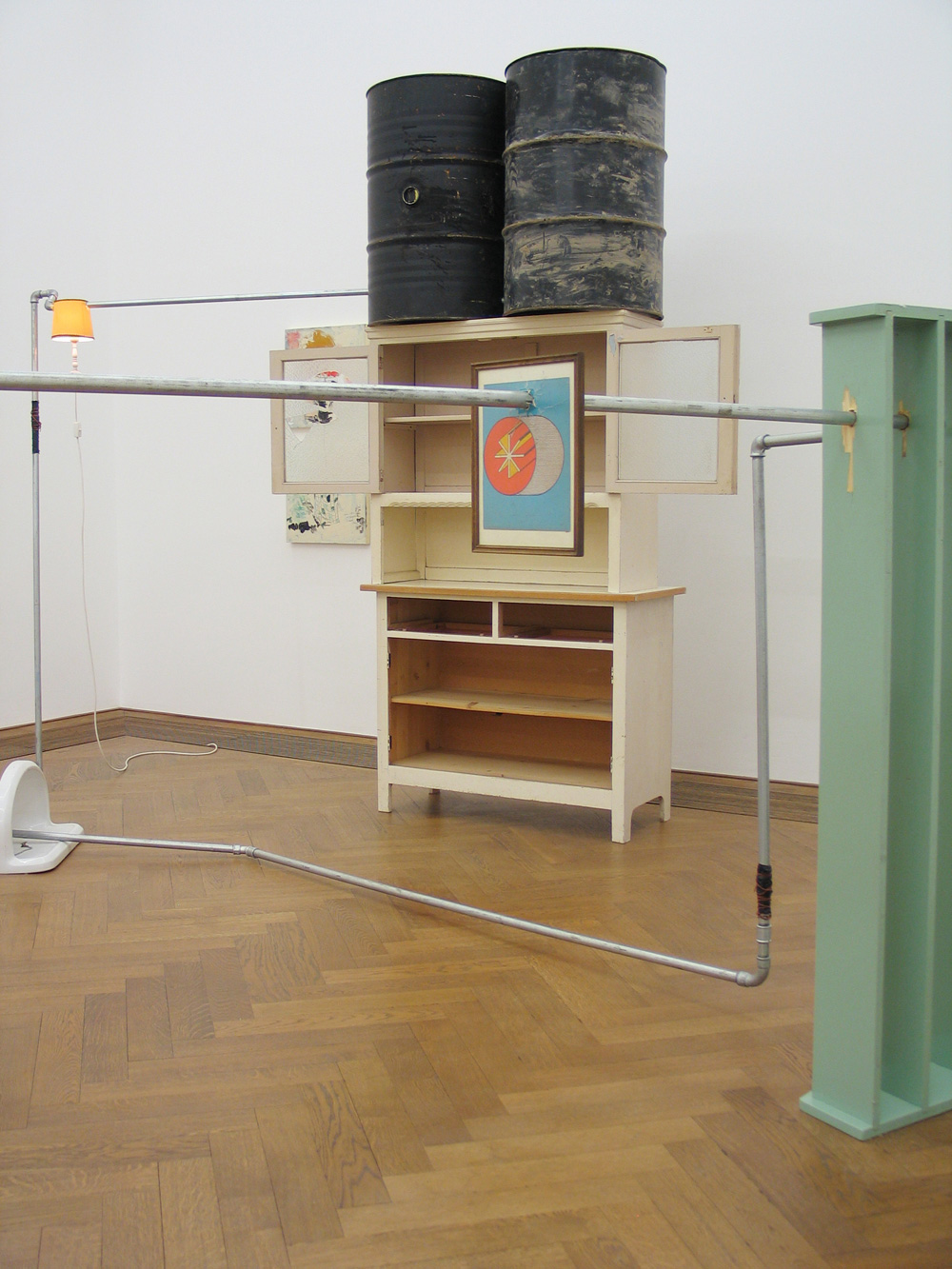 Galerie Barbara Thumm \ Diango Hernández – Revolution – Kunsthalle Basel, Switzerland