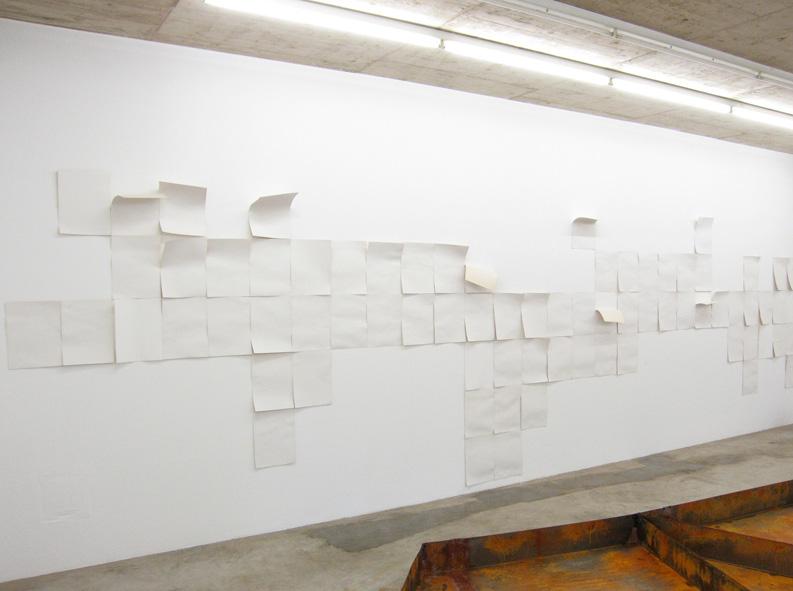 Galerie Barbara Thumm \ Diango Hernández – Swans without a lake – Neuer Aachener Kunstverein, Aachen