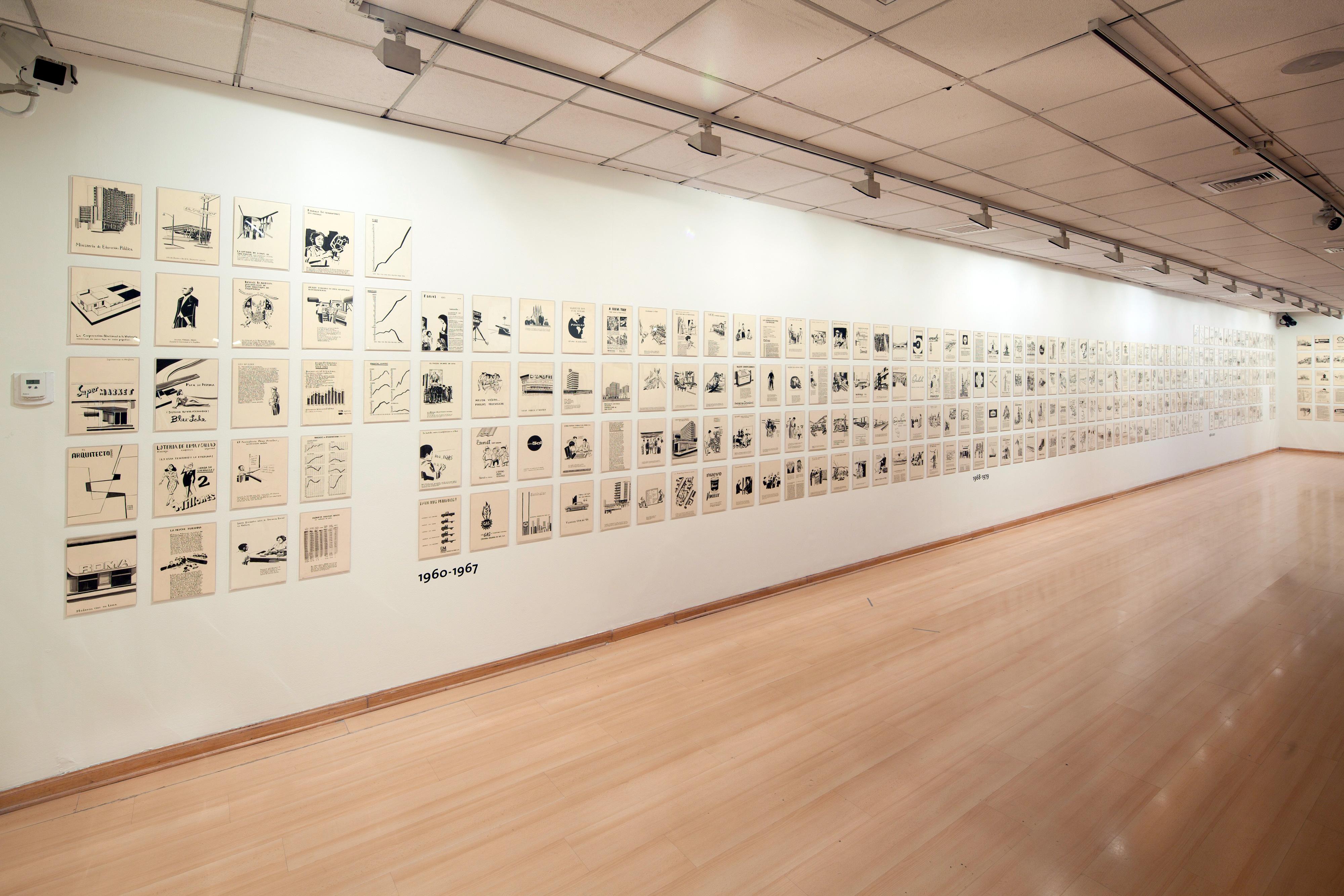 Galerie Barbara Thumm \ Fernando Bryce – Drawing Modern History