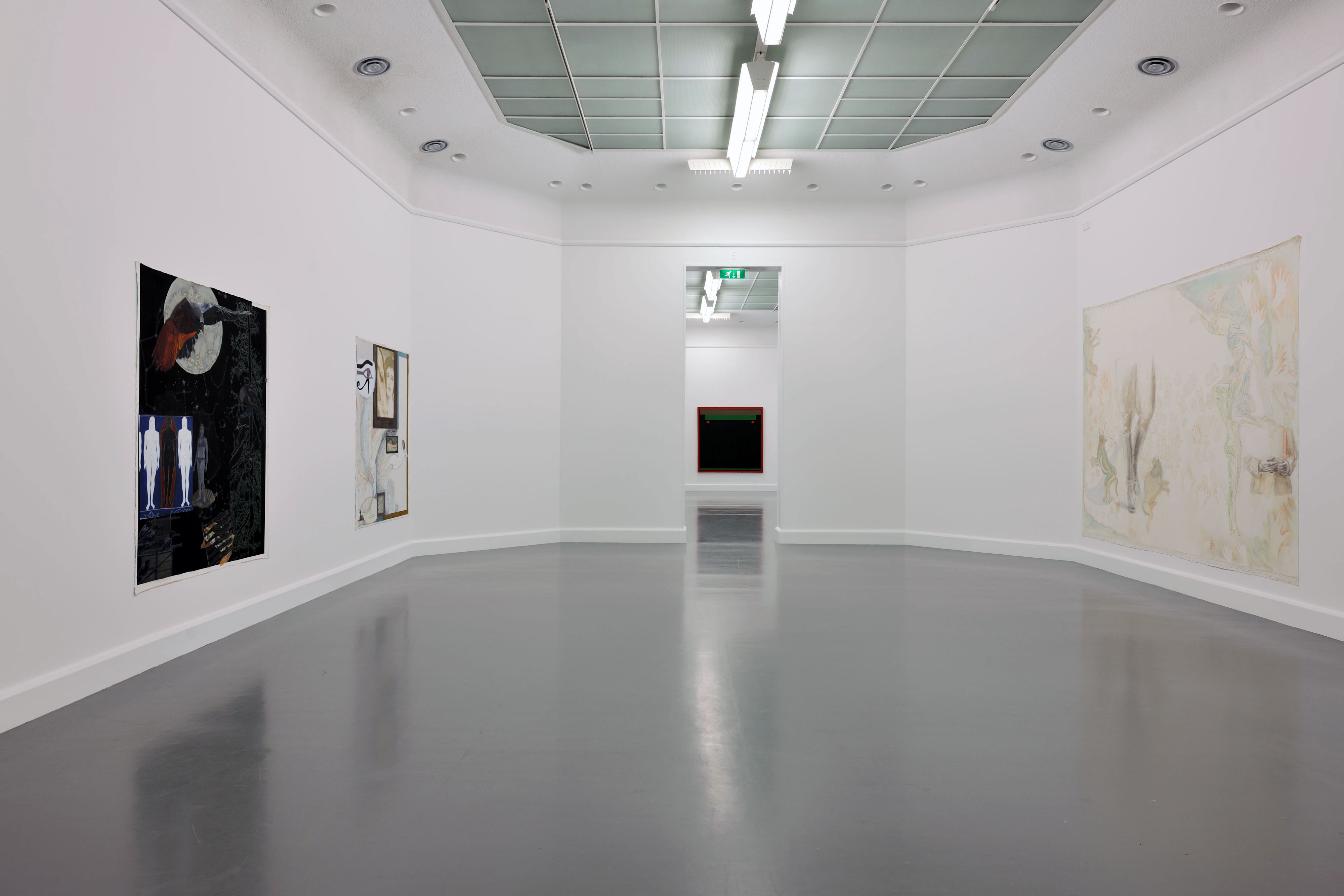 Galerie Barbara Thumm \ Jo Bear – Trio exhibition 2009