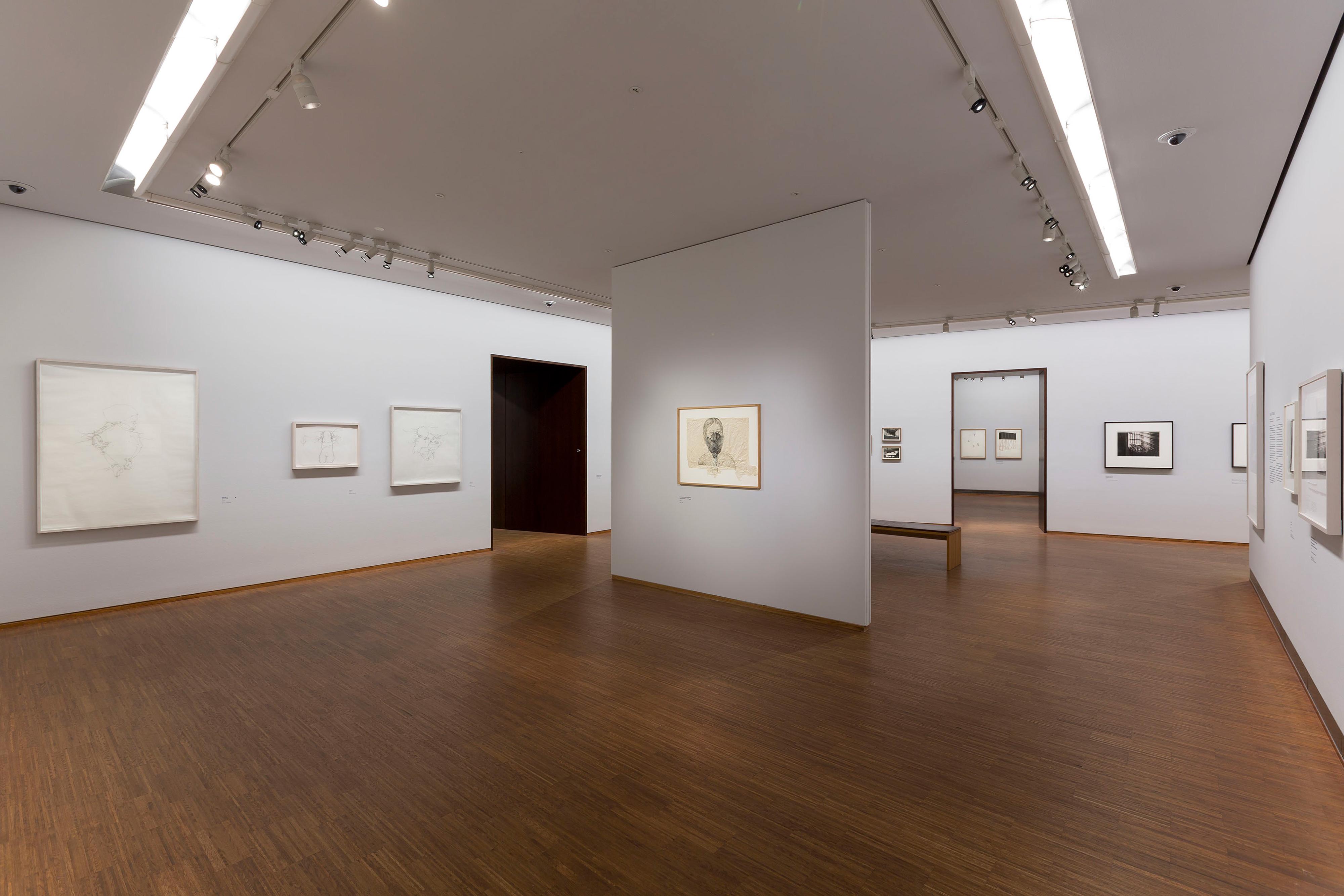 Galerie Barbara Thumm \ Chloe Piene – A Passion for Drawing. Die Sammlung Guerlain aus dem Centre Pompidou in Paris