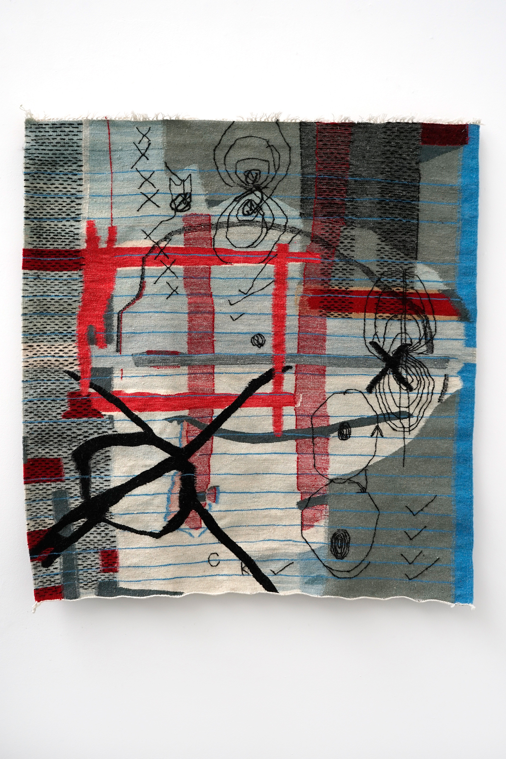 """Galerie Barbara Thumm \ Sarah Entwistle: """"All this is subject to revision"""" 2021 (SEn-21-003) \ All this is subject to revision (2021)"""