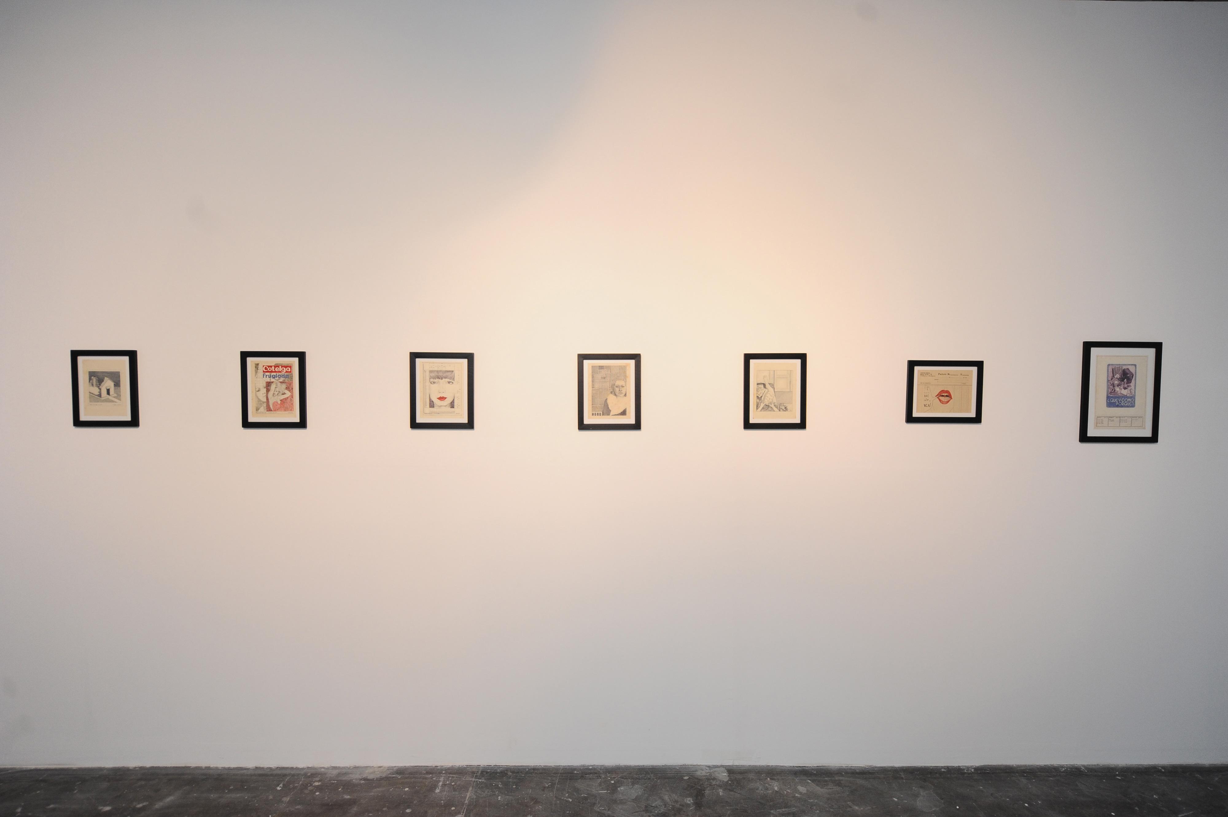 Galerie Barbara Thumm \ Estate Teresa Burga – 12th Istanbul Biennial – 2011