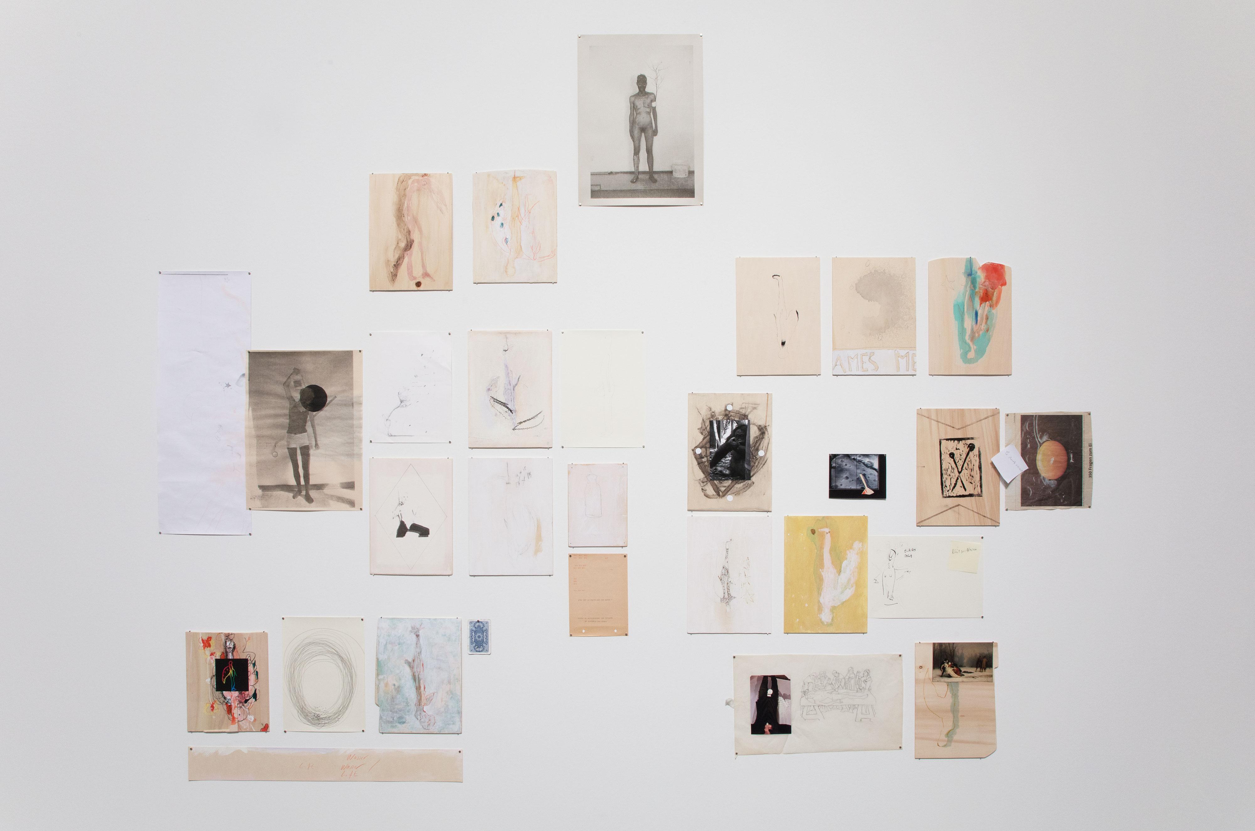 Galerie Barbara Thumm \ Valérie Favre – Haltung & Fall – Die Welt im Taumel