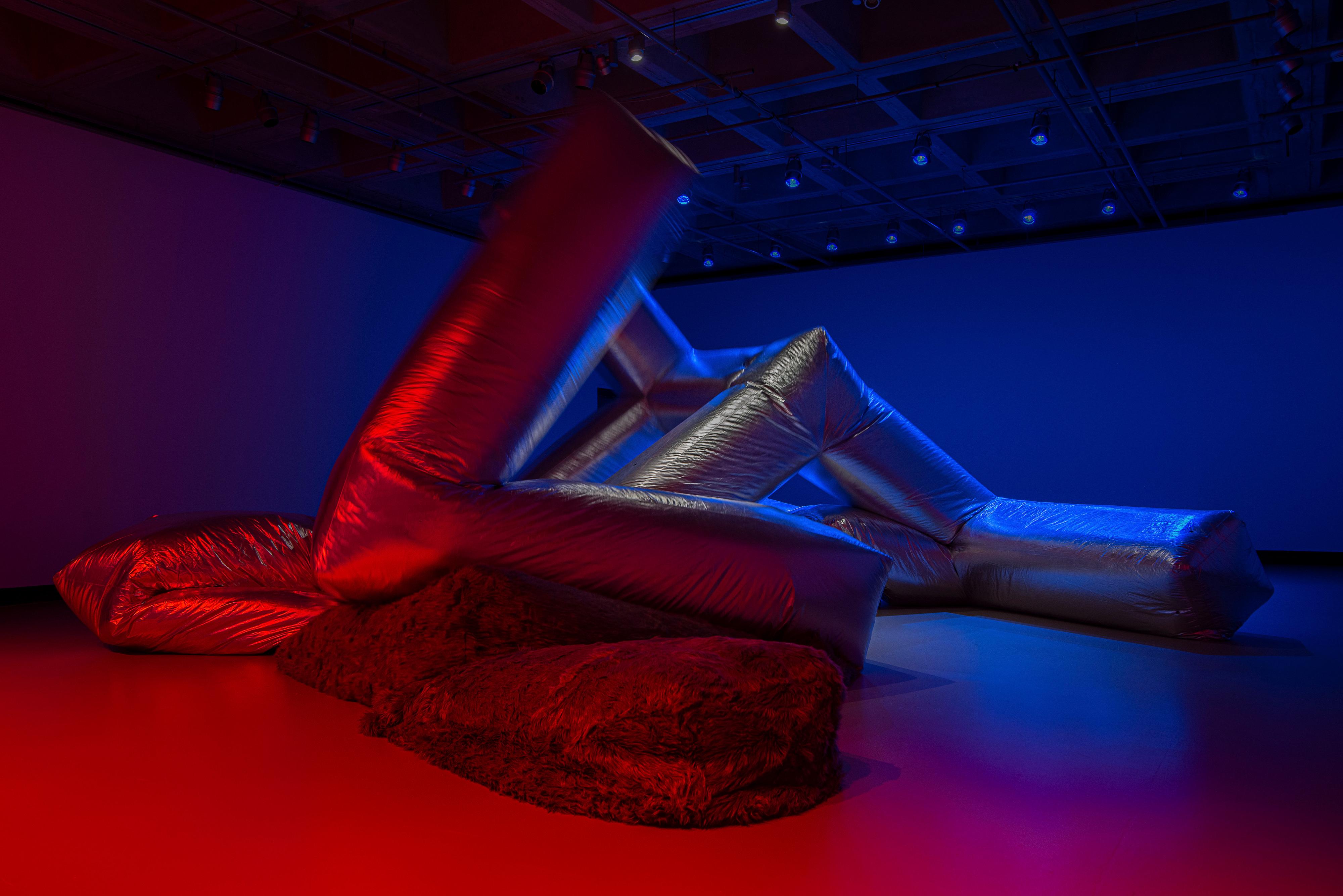 Galerie Barbara Thumm \ Alex Schweder, The Sound And The Future, Colgate University, 2021