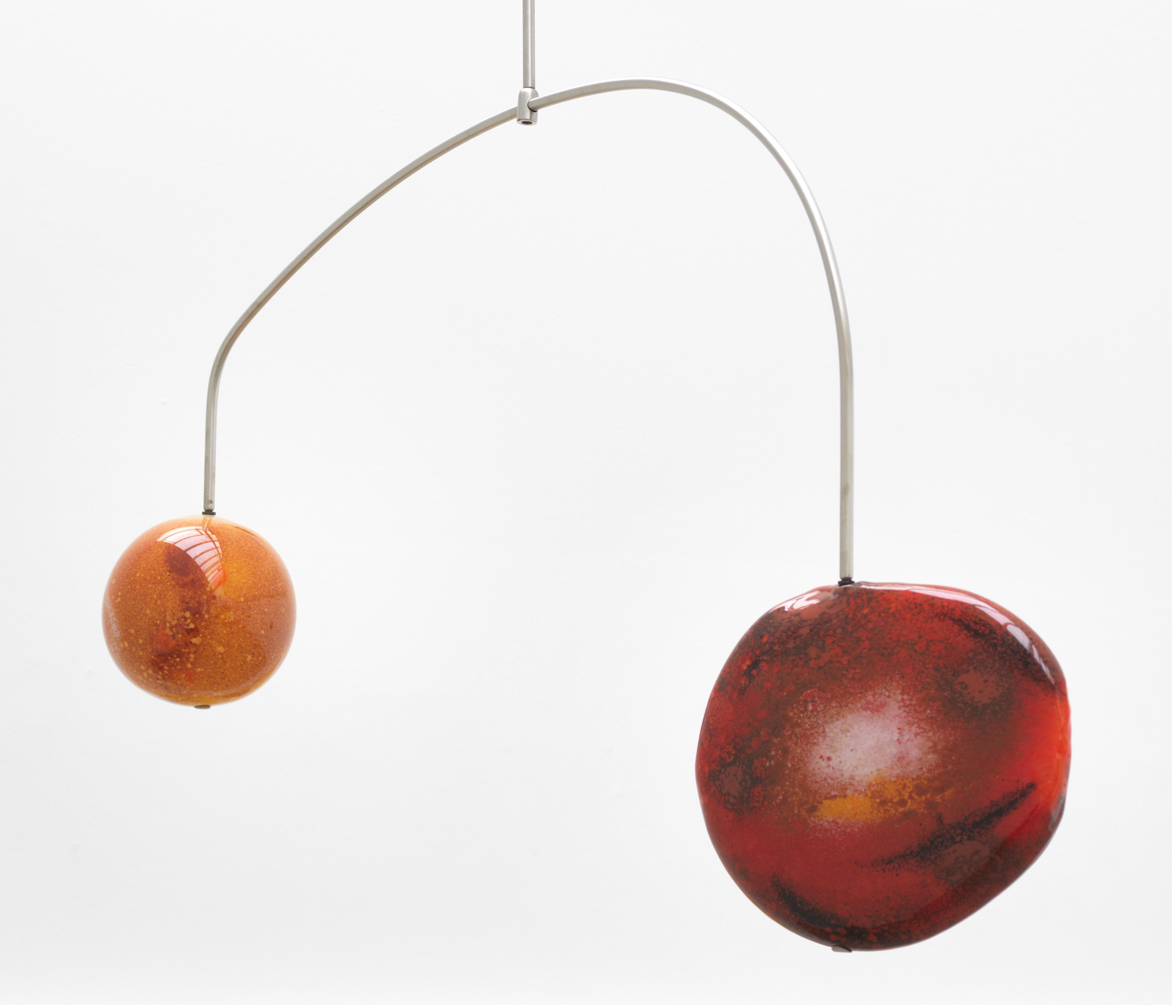 Galerie Barbara Thumm \ María Magdalena Campos-Pons – Mobile #4, 2021, MCP-21-002 \ Mobile #4 (2021)