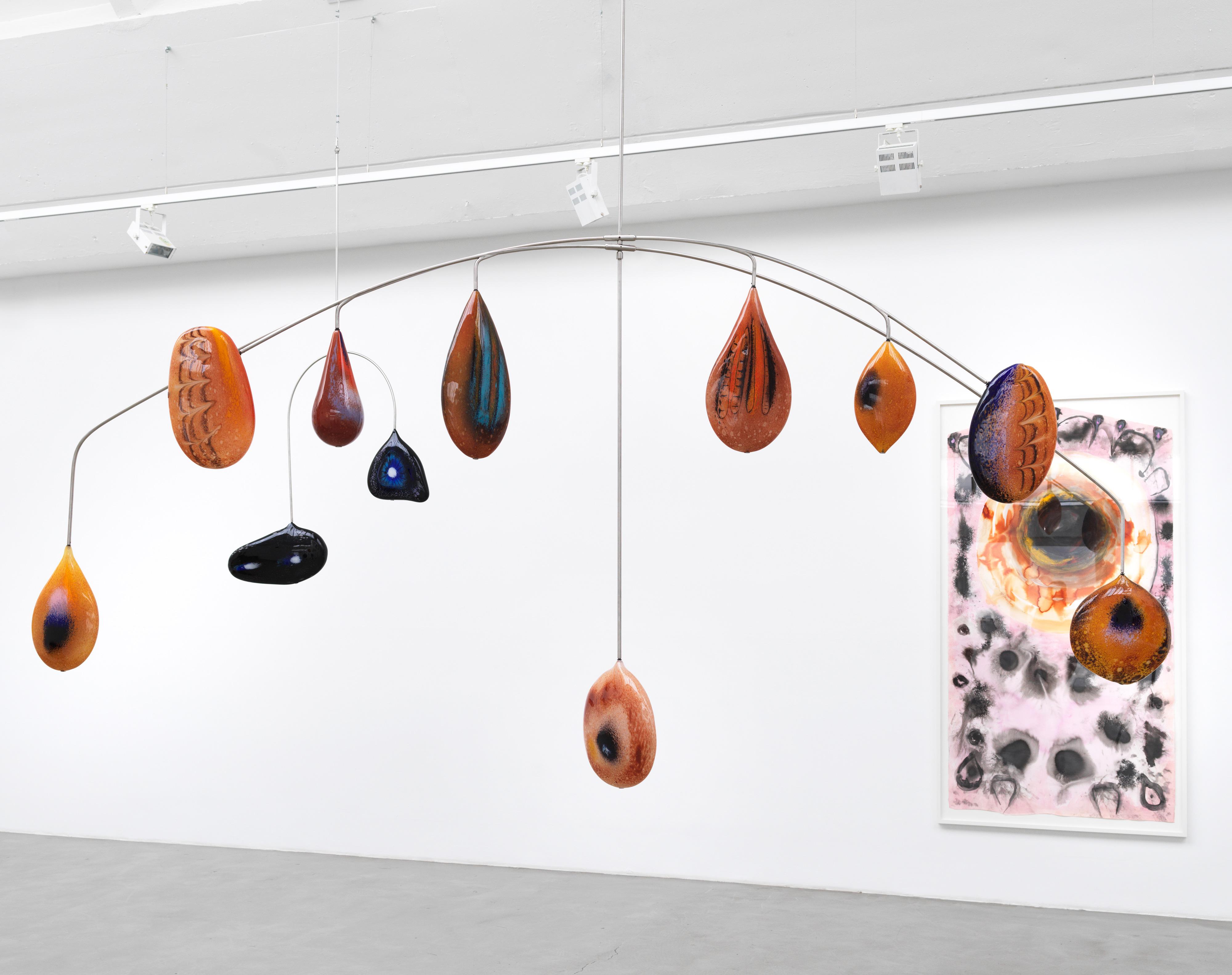 Galerie Barbara Thumm \ María Magdalena Campos-Pons – Mobile #3, 2021, MCP-21-013 \ Mobile #3 (2021)